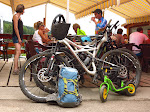 Ride, race & drink... tel était notre état d'esprit sur le Vélo Vert Festival !