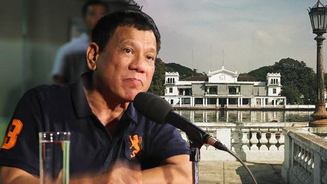 Image of Dream to visit and stay inside Malacañang Palace? President Duterte invited everyone to sleep inside