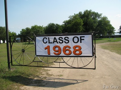 Class of 1968 get together