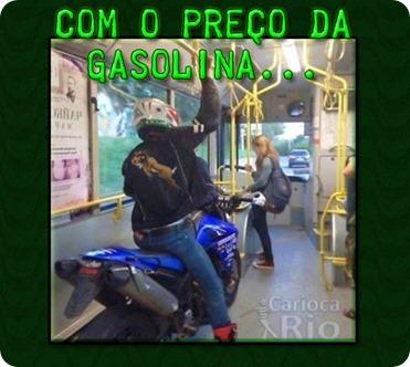 gasolinacara