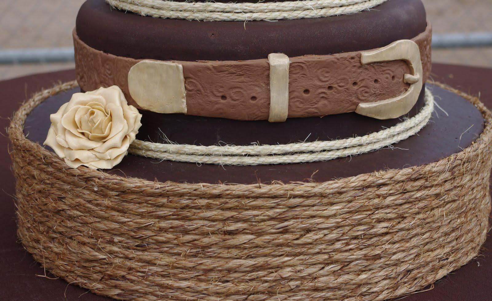 Pin Western Theme 6 Cake on Pinterest