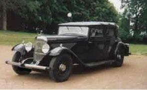 Panhard 1930 8DS
