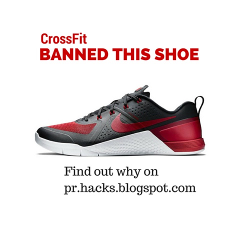 FIT Labs: Nike Banned Shoe at the CrossFit Games