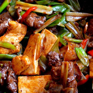 Ginger Beef With Tofu Recipes
