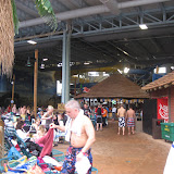 Having fun at Kalahari Water Park in OH 02192012v