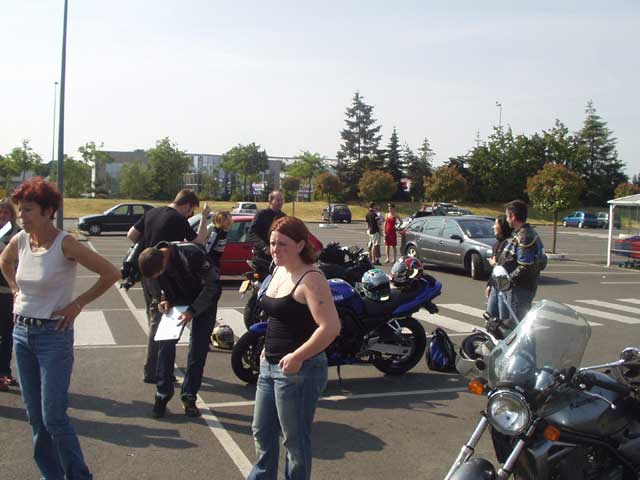 Balade FFMC 35 2 juillet 2006