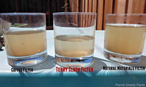 Comparing-DIY-Water-Filter