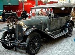 Mors 1923 SSS 12 et 16 CV