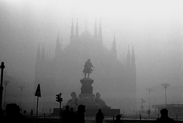 nebbia-milano