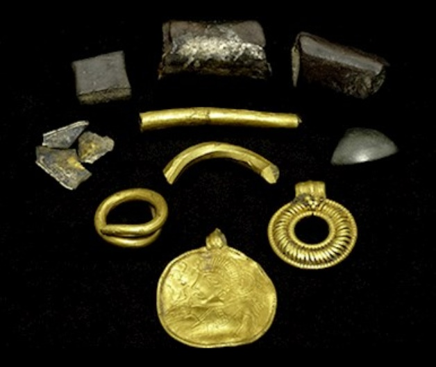 Heritage: Rare 1,500 year old Odin amulet found in Denmark