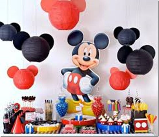 decoración mickey mouse (3)