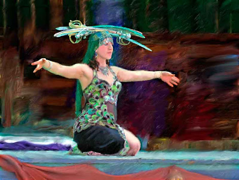 """The """"Sword Dance 1"""" piece from the """"2005"""" collection"""