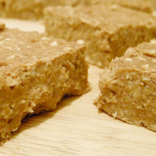 Pumpkin Bean Bars