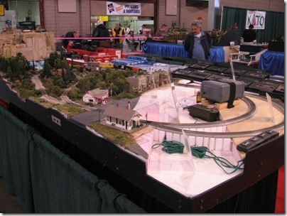 IMG_0675 Bachmann HO-Scale Display Layout at the WGH Show in Puyallup, Washington on November 21, 2009