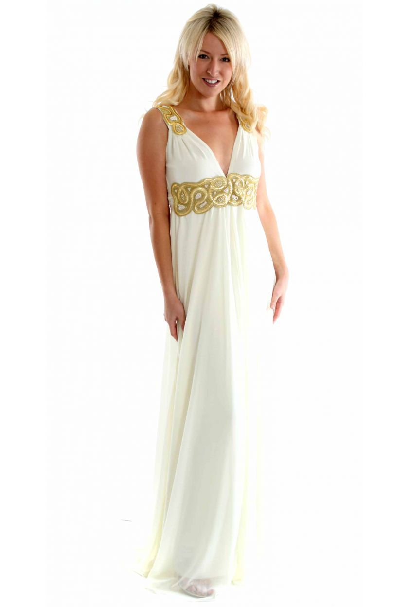 grecian dresses, This wedding