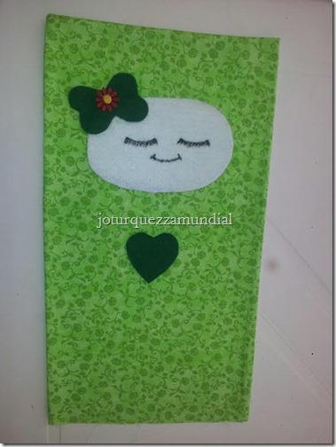 Naninha verde
