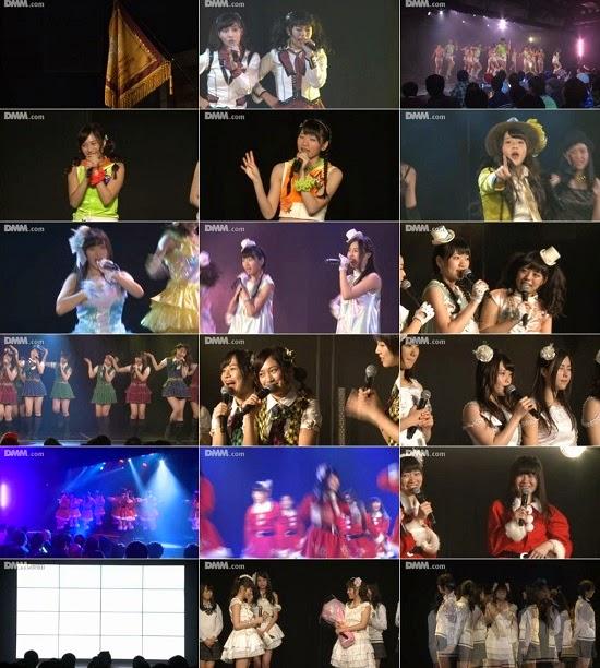 "(LIVE)(公演) SKE48 チームE ""手をつなぎながら"" 山田澪花劇場最終公演 141225"