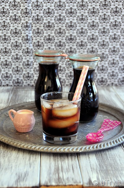Come check out how to make Cold Brew Coffee with this video tutorial.  It will probably be the best iced coffee you've ever tasted.  Super easy to make at home!  http://uTry.it