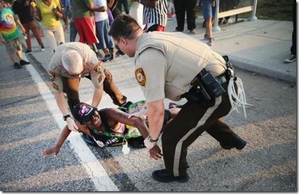 Ferguson-represión-policia