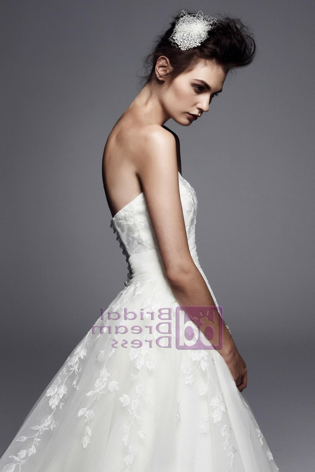 Evi 39 S Blog Henry Roth Wedding Dress Hibiscus