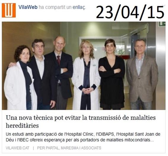 Barcelona e medecina