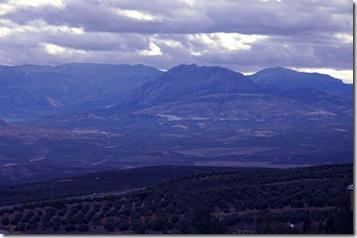 Sierra Mágina y Jimena