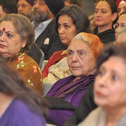 Rachna and Mrs Amrik Singh