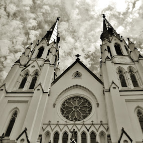 by Lisa Montcalm - Buildings & Architecture Places of Worship