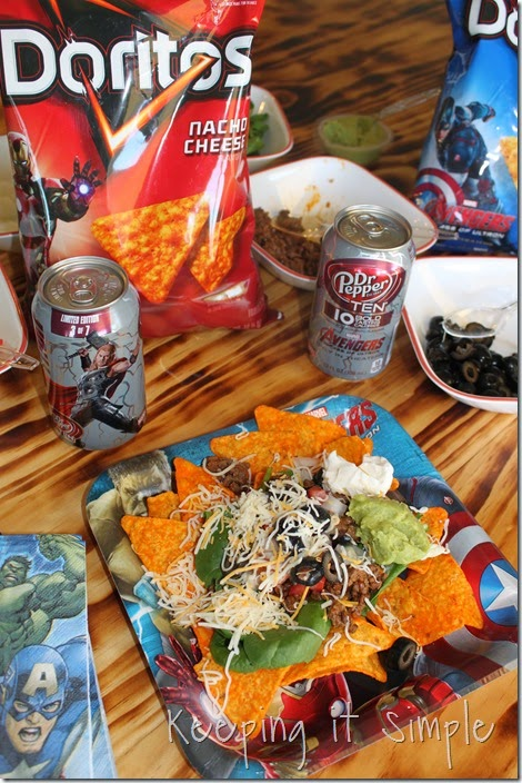 #ad Doritos-Taco-Salad #AvengersUnite (3)