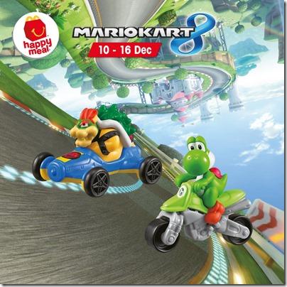 Mario Kart X McDonald 02