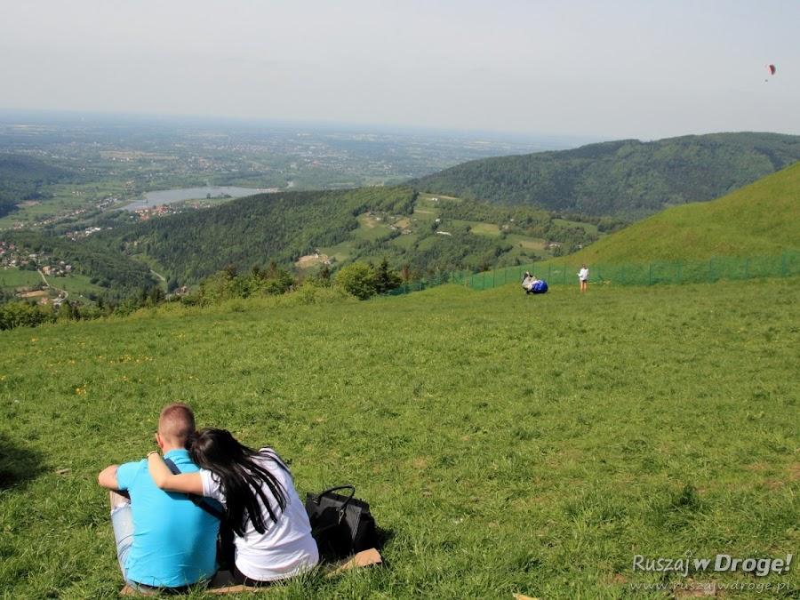Na szczycie Góry Żar