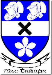 Trainor crest