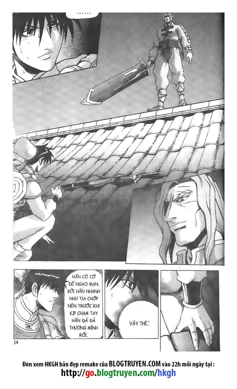 xem truyen moi - Hiệp Khách Giang Hồ Vol35 - Chap 236 - Remake