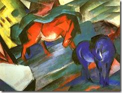 marc-caballos-rojo-y-azul-pintores-y-pinturas-juan-carlos-boveri