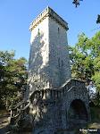 La tour de Samois