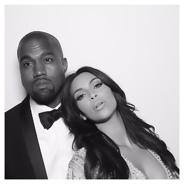 CONFIRMED: Kim Kardashian And Kanye West Expecting Baby Number 2!