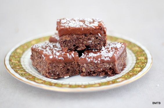 Chocolate Crunch Slice by Baking Makes Things Better