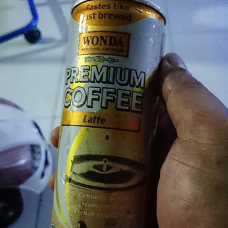 Wonda Coffee punya pasal !