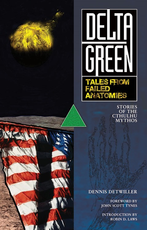 DELTA GREEN (2014) Tales from Failed Anatomies