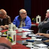 Laatste bespreking bevrijdingsoptocht Pekela - Foto's Abel van der Veen