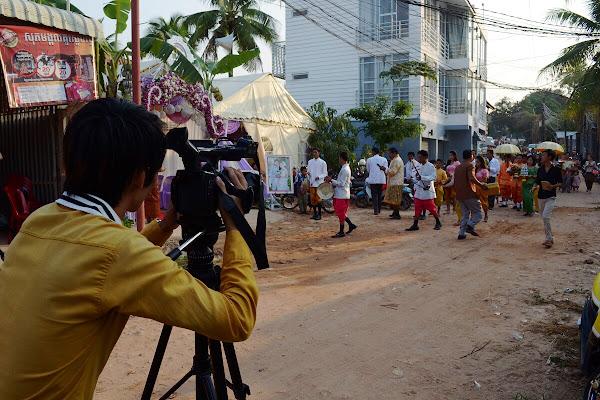 Кхмерская свадьба.