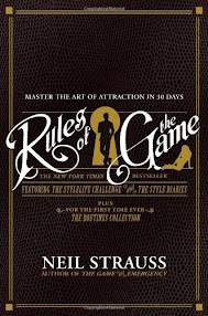 Cover of Neil Strauss's Book Rules Of The Game