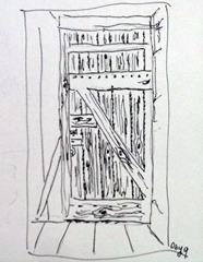 day 8 a door