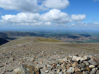 Low Fell and Fellbarrow from Grasmoor summit