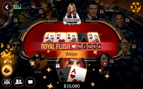 Zynga Poker – Texas Holdem APK for Bluestacks