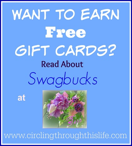 You can earn free gift cards from Swagbucks ~ Tess tells you some of her favorite ways to earn!