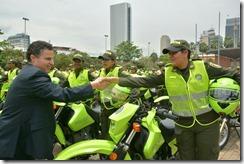 Vehiculos Policia Medellin