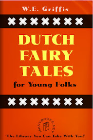Cover of William Elliot Griffis's Book Dutch Fairy Tales For Young Folks