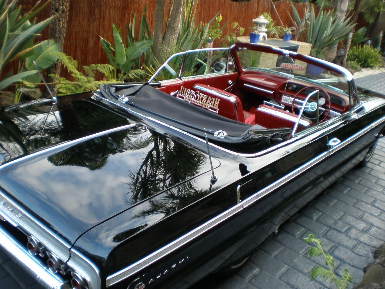 1964 impala ss 1966 impala