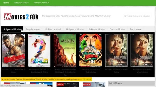 Top 5 Websites For Watching Bollywood
